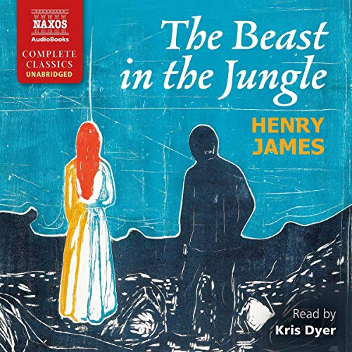 The Beast in the Jungle cover art