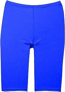 スパッツ - 5分丈 青