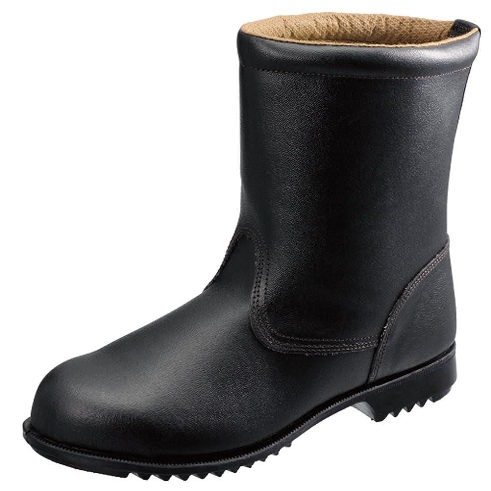 島キネマティクス豊かな[シモン] 【FD44NS】半長靴ハードな現場で働く人々の安全を守る、合成ゴム底