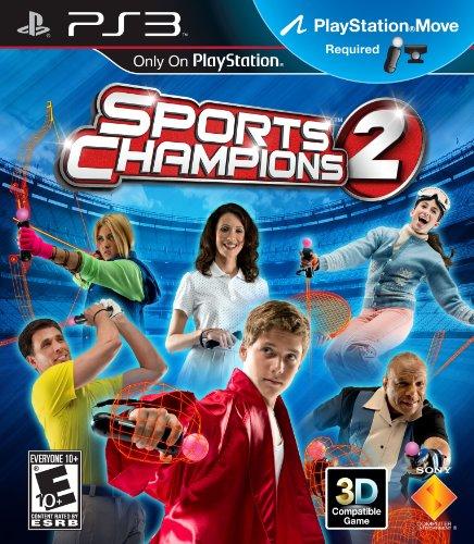 Sony Sports Champions 2, PS3 - Juego (PS3, PlayStation 3, Deportes, San Diego Studio, Zindagi Games)