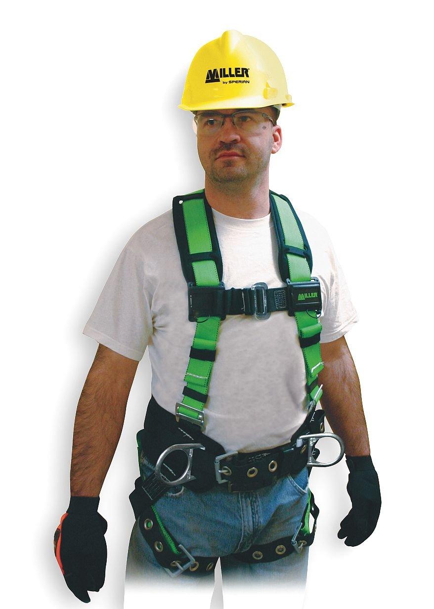 Full Body Harness Universal Max 85% OFF lb 400 Green discount