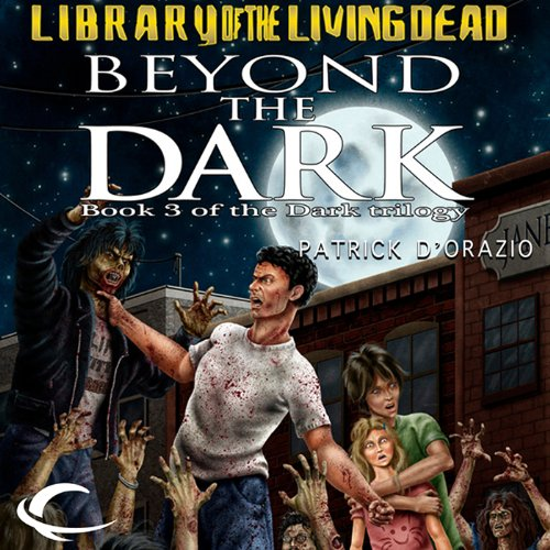 Beyond the Dark audiobook cover art
