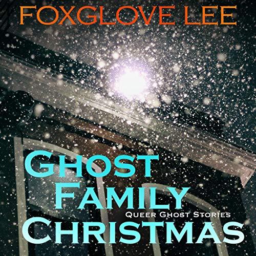 Ghost Family Christmas audiobook cover art