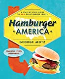 Hamburger America: A State-By-State Guide to 200 Great Burger Joints [Idioma Inglés]