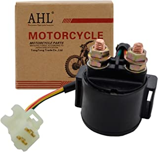 AHL Starter Solenoid Relay for Yamaha Grizzly 600 YFM600 595cc Engine 1998 1999 2000 2001