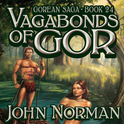 Vagabonds of Gor cover art