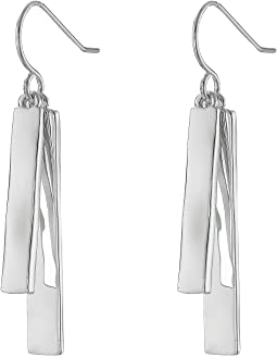 LAUREN Ralph Lauren - Downtown Chic Double Bar Drop Earrings