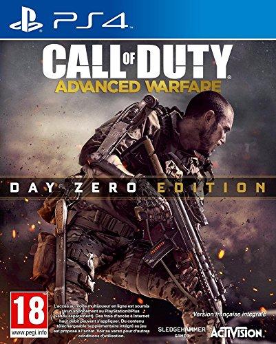 Call of Duty: Advanced Warfare - Édition Day Zero [Importación Francesa]