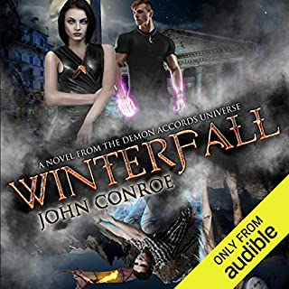 Winterfall                   By:                                                                                                                                 John Conroe                               Narrated by:                                                                                                                                 James Patrick Cronin                      Length: 10 hrs and 9 mins     118 ratings     Overall 4.8