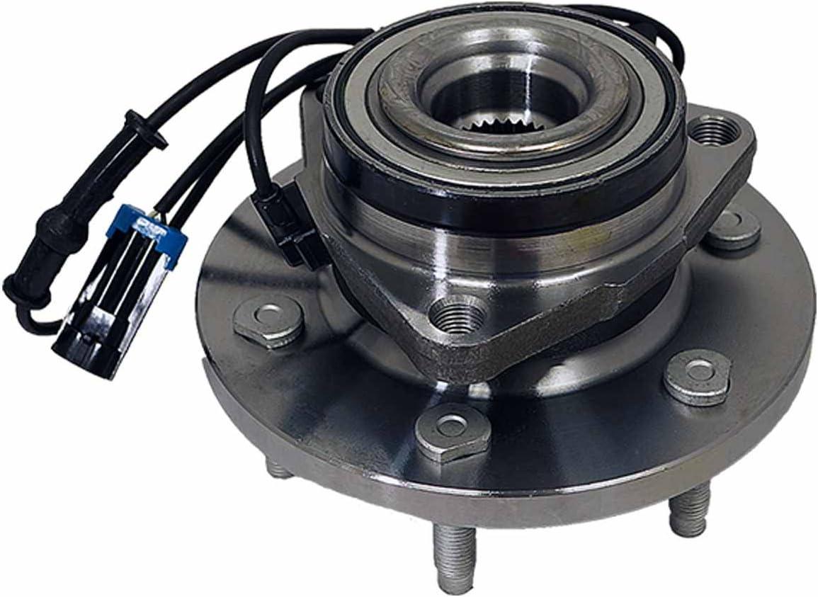 Longgo HU515093 Ranking TOP13 Max 78% OFF x1 Front Wheel W Assembly Bearing Compatible Hub