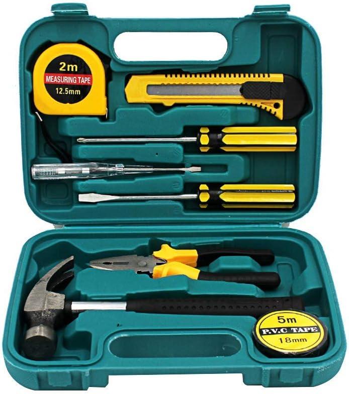 Nachar Excellence 9 Piece Bargain sale Home Repair Tool Set Combination