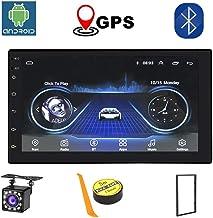 Android 8.1 Car Radio RAM 1GB + ROM 16GB Android 7 Pulgadas 2Din Universal Car Radio Autoradio GPS Multimedia Unit Player