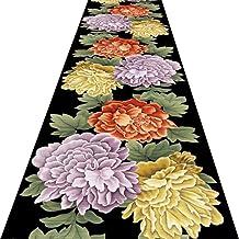 Non-Slip Carpet YANZHEN Hallway Runner Rugs Corridor Carpet Entrance Pad Cutable Washable Moisture Proof Non-Slip Backing ...