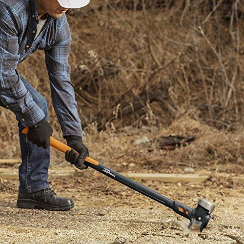 Fiskars PRO 750620-1001 IsoCore 10 lb Sledge Hammer, 36 Inch