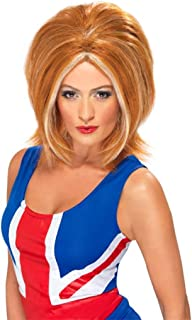 SMIFFYS Girl Power Wig