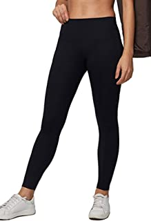FIRM ABS Compression Yoga Pants Power Stretch Workout Leggings with High Waist Tummy Control