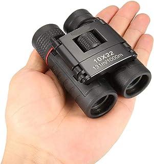 Powerful Binoculars 10x22 Binocular Low Light Level Night Vision HD Optic Lens Telescope IP4 Waterproof For Outdoor Campin...