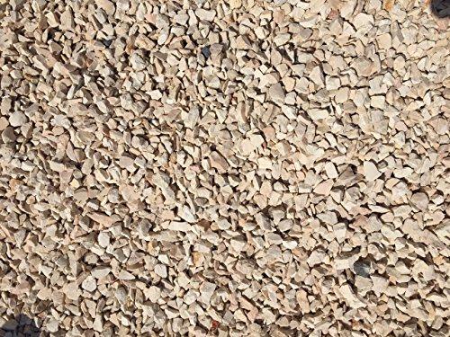 Ziersplitt Jura Splitt 8-12 hellgelb weißlich a 20 kg