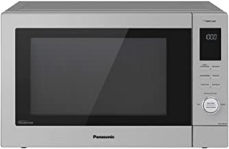 Panasonic HomeChef 4-in-1 Microwave Oven with Air Fryer, Convection Bake, FlashXpress Broiler, Inverter Microwave Technolo...