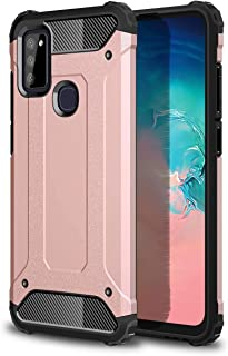 TingYR Case for Motorola Moto G60, [Anti-fall] TPU/PC Shockproof Phone Cover, Full Body Protection Cover, Phone Case for M...