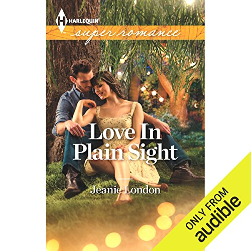 Love in Plain Sight audiobook cover art
