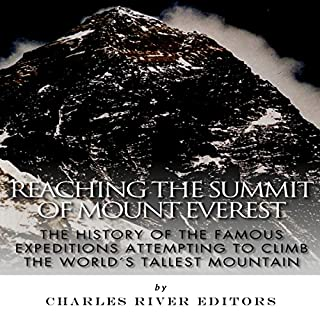 Reaching the Summit of Mount Everest cover art