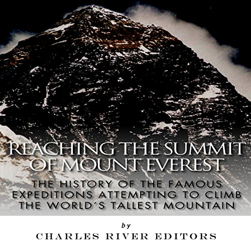 Reaching the Summit of Mount Everest  By  cover art