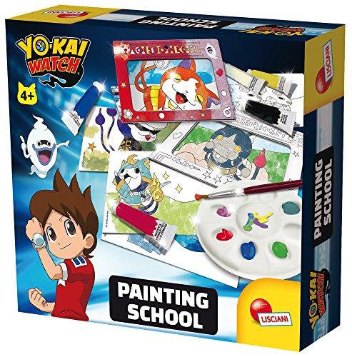 Lisciani Giochi nl-533ettl–Yokai Watch Painting School