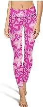 RegiDreae Women's High Waist Yoga Pants Chicken Seamless Pattern Workout Running Leggings