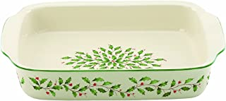 Lenox Holiday Large Rectangular Baker