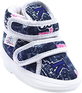 CHIU Boys and Girls Musical with Velcro in Navy Colour