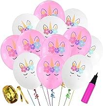 Best unicorn face balloons Reviews