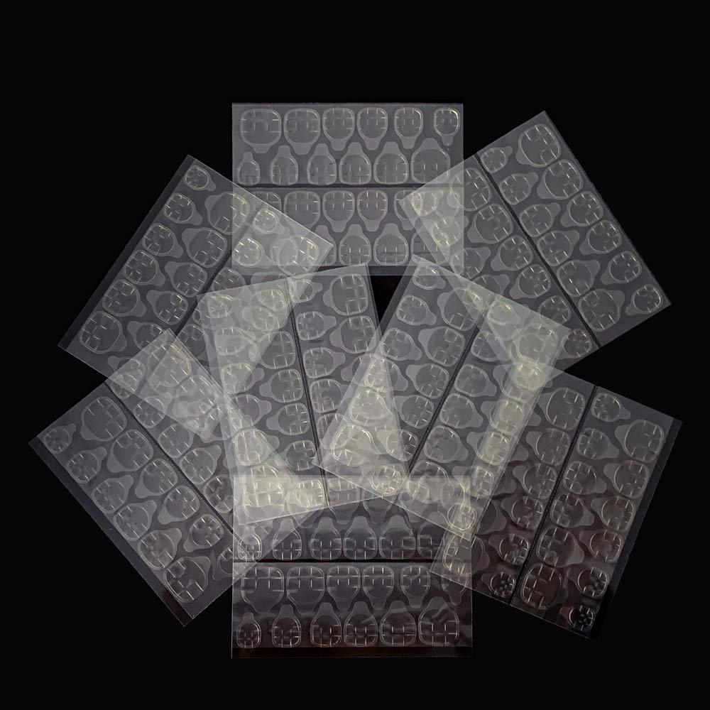 Coolnail 720pcs 30 Sheets Breathable Fake Nail Sales results No. 1 ...