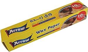 Golden Arrow WPR 1101 Wax Paper , 10 M X 25 Cm