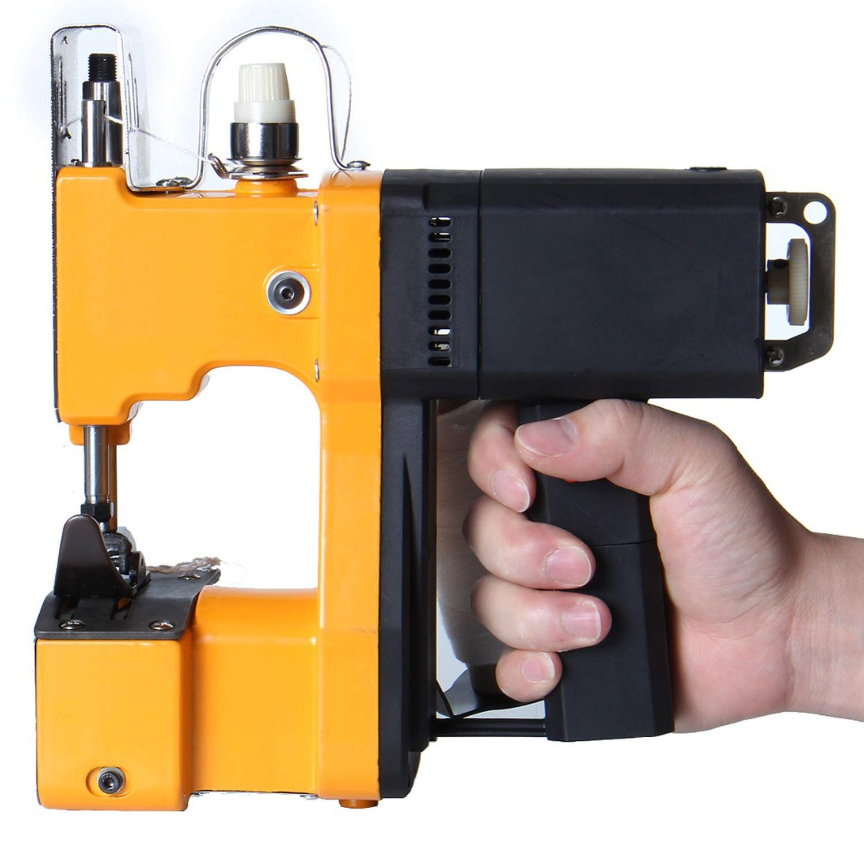 Máquina de coser eléctrica, 220 V/110 V, máquina de coser ...