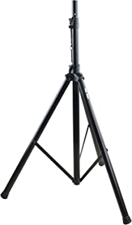 PA Speaker Stand by Hola! Music, Professional Tripod Structure, 4-6ft Adjustable Height,..
