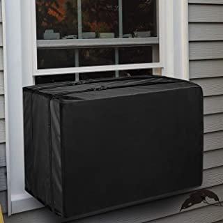 KylinLucky Window Air Conditioner Unit Cover - AC Cover (27.5