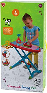 Playgo 3380–My Small Iron, toys for the home, 6Pieces