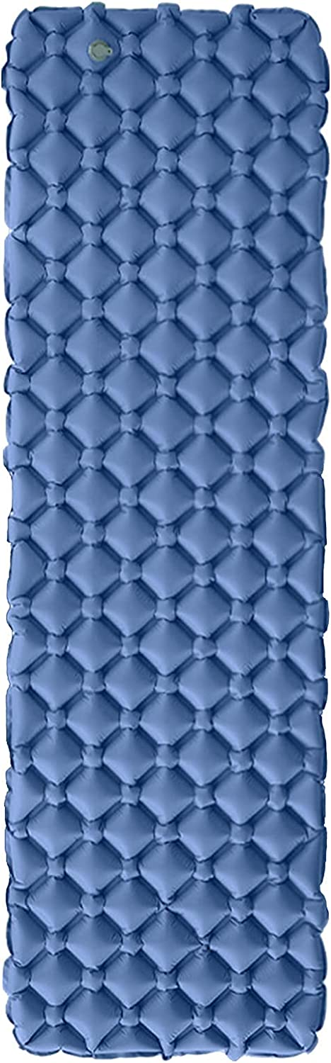 trend rank Leo2020 Inflatable Camping Mat Special sale item Single Ultraligh Bed Air Portable