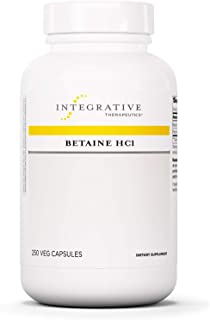 betaine hcl fat digestion