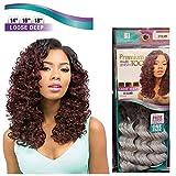 Multi Loose Deep 14' 16' 18' Premium Too 100% Human Hair & Premium Blend Hair Senationnel (2)