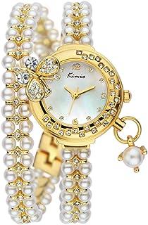 ساعة كيمو - ستانلس ستيل كوارتز - KW505 G