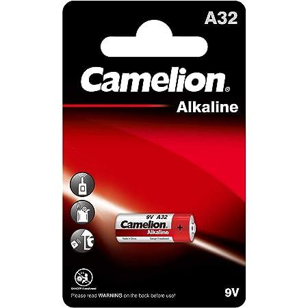 Camelion 11050123 Plus Alkaline Batterie Ohne Elektronik