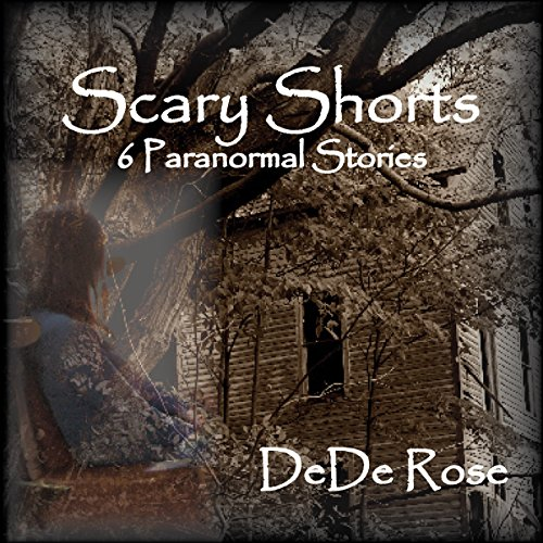 Scary Shorts audiobook cover art