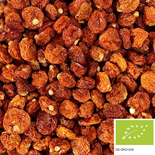 1kg BIO Physalis getrocknet - sonnengereifte Trockenfrüchte in bester Bio-Qualität, ungeschwefelt und ungezuckert