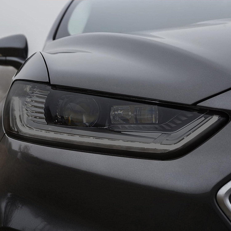 LSHDAT High quality Car Headlight Protective Film Tint Vinyl Black Industry No. 1 Smoke Wrap
