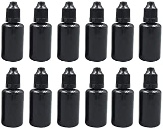 Best black plastic dropper bottles Reviews