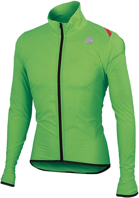 Sportful HOT Pack 6 Jacket - Grün Fluo