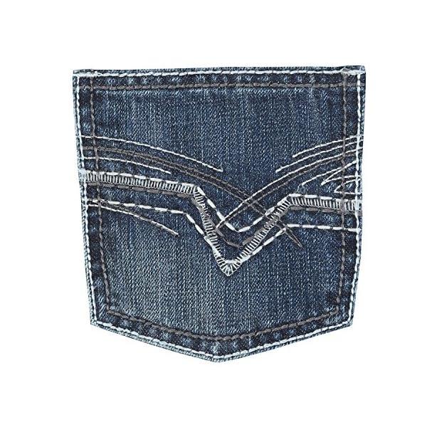 Wrangler Boys' 20x Vintage Boot Cut Jean