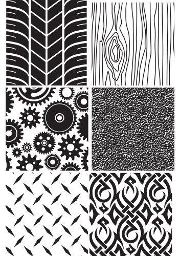 Manly Texture Sheet Set